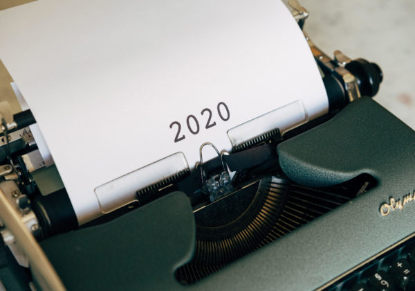 2020 in Review and 2021 on the Horizon